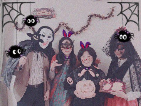 ハッピーハロウィン☆みんなで・・・☆